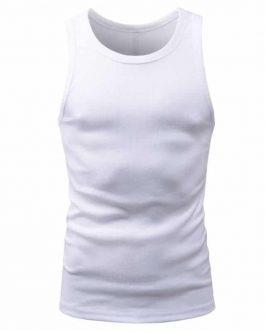 12er Pack Unterhemden weiß