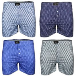 12er Pack Boxershorts mit Stretch